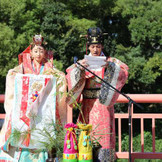チョットリでの韓国伝統挙式