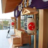 2010年に日本を代表する世界的建築家「隈研吾氏」の手により生まれ変わった赤城神社。