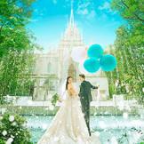 首都圏屈指の本格大聖堂。花嫁が夢見る舞台がここに!
