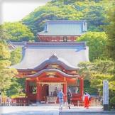 【鶴岡八幡宮】レグリーズ鎌倉のウェディングサロンから徒歩5分