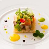 <料理>ゲストに喜ばれる上質な空間と、美食でもてなす優雅で特別な一日