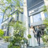 デュクラス大阪の結婚式はここから始まる