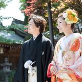 【和婚挙式】当日記念撮影