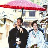 -祝言式-「花嫁行列」一歩一歩歩みながら思い出す家族との思い出