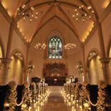英国調 大聖堂のロイヤルオールセインツチャペル