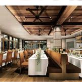 2017年4月にリニューアルするレストランウェディング会場。全天候型ガーデン付。