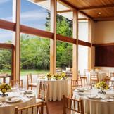 【湯川ガーデンテラス】ゲストと特別な時を過ごす貸切りガーデンレストラン(10名~40名前後)