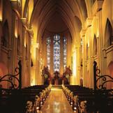 四国最大級のスケールを誇る「セントマリアンヌ大聖堂」