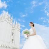 大聖堂と花嫁