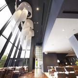 細かな細工に職人のこだわりが光る。ゲストが寛げる空間を最大限に再現している