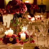 装花、ドレスほか厳選されたウエディングアイテムをご提案