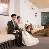 本当に大切な人達だけのアットホームな結婚式