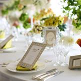 【テーブルコーディネート】 テーブルコーディネートも、オシャレに綺麗にトータルコーディネート。