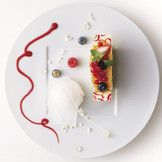 グランプリ受賞パティシエが創る感動的なデザート