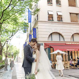 アニヴェルセルカフェでは、「顔合わせプラン」や結婚式後も時間を過ごせる「記念日ディナー」などをご用意