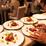 お料理は来てくださったゲストの方が一番おもてなしを感じて頂ける大切なものです。