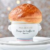 1975年にエリゼ宮にてVGEに捧げたトリュフのスープ