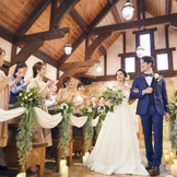 おふたりらしい結婚式を