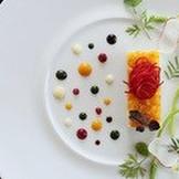 感動が生まれる皿の上に息づくのは、かつての巨匠のレシピと精神