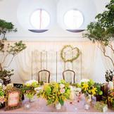 コーディネイトはお二人次第!自由でアットホームな結婚式が叶います。『徳島』で『結婚式』を挙げるなら『ノビアノビオ』。