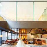 知性と品位漂う洗練されたひとときを予感させる、デザイナーズ建築