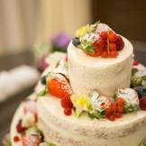 ウェディングケーキ オリジナル・オーダーメイドでの ご注文が可能です