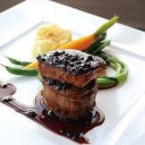 人気レストランならではの味とボリュームにグルメなゲスト様もご満足いただけます!