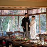 四季折々に彩られる日本庭園も最大の魅力です。