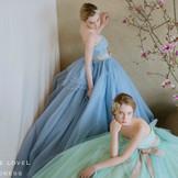 人生最良の日に、花嫁様が自分らしく着て頂けるようなドレスをデザインした今注目のNEWレーベル。