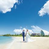 海と空と太陽を独占できるプライベートな楽園リゾート