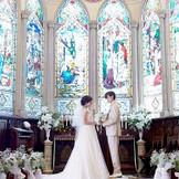 英国生まれの本格大聖堂『セント・デイヴィッド・チャペル』
