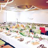レストランウエディング