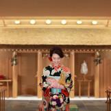 伝統的な造りにモダンなデザインを取り入れた人気の神殿