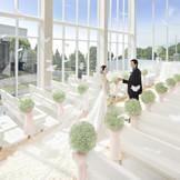徳島花嫁から絶大な人気の天空チャペル