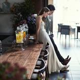 なにげない瞬間の積み重ねが、結婚式をより素敵に