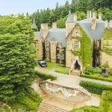 雄大な自然に囲まれた英国の貴族のお城を完全貸切り!