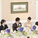 【チェルシー】6名様~80名様 挙式からパーティまでワンフロア完結だから、マタニティ花嫁やご高齢ゲストにも安心
