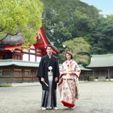 宗像大社・宮地嶽神社の神前挙式も提案もOK