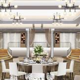 2019年10月、ハミルトンホテルKAZUSAは新しく生まれ変わります。 2階ブローニュ クラシカルで上質なデザイン。