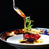 こだわり京野菜とフレンチを融合させた【嵐山フレンチ】を、ぜひご賞味ください。