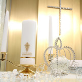 【Chapel】ユニティキャンドルでご家族を一つにする「絆」のセレモニーを
