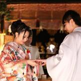 本物の和婚式が、日光東照宮で実現します。