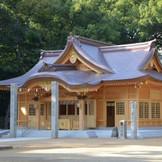 伝統ある《一宮神社》がリニューアル♪ 神社までのバス送迎無料です