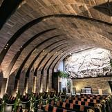 両毛エリア唯一の「石造りの教会」は自然の神秘さと偉大さを体感できる。