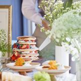親族だけでの会食、友人も交えた披露宴など 多彩なスタイルが叶います