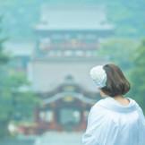 鶴岡八幡宮で鎌倉にお二人の歴史を刻みませんか。