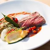 お肉も様々なランク・質から選べるので、ゲストが喜ぶおもてなしが出来る