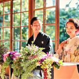 畳と木の香りのするお部屋からは、貸切の日本庭園を余すところなく眺めることが出来ます。