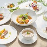 ミシュラン一つ星南フランスレストラン・グランシェフの手掛ける繊細なプロヴァンス料理を是非フェアで体験してみて。