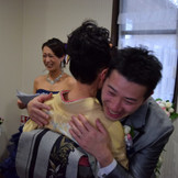 結婚式の最後は、ゲストの皆様をお見送り♪